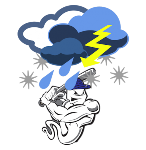 Spirits Bad Weather Icon